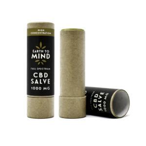 1000 mg Organic CBD Salve