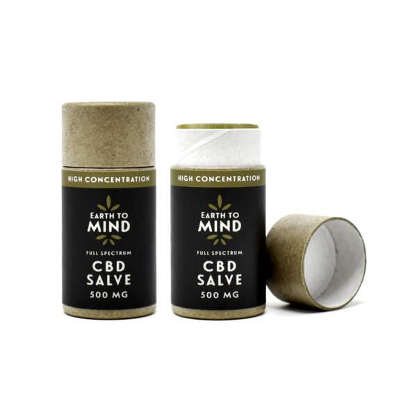 500 mg Organic CBD Salve