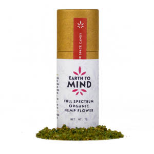 Earth To Mind Full Spectrum Organic Hemp Flower